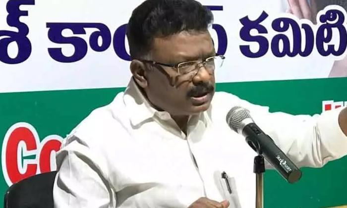 Aicc Spokesperson On Fire Against Telangana Government-TeluguStop.com