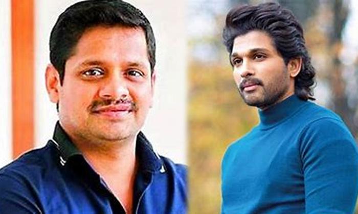Allu Arjun Pushpa Movie Two Parts Interesting Update-పుష్ప రెండు పార్ట్ ల మద్య ఇంకోటి.. ట్విస్ట్ ఇచ్చిన బన్నీ సన్నిహితుడు-Latest News - Telugu-Telugu Tollywood Photo Image-TeluguStop.com