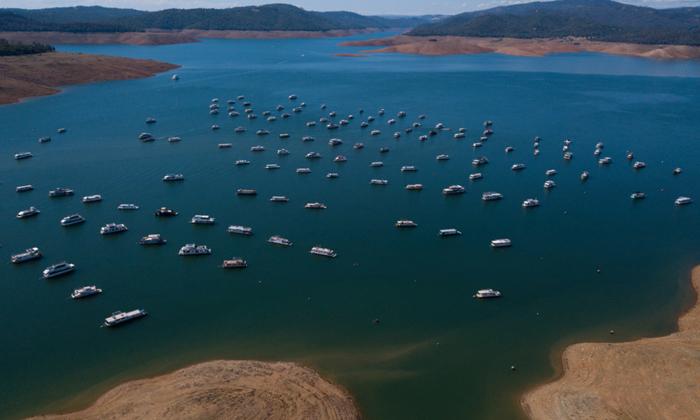 Historic Drought In California-TeluguStop.com