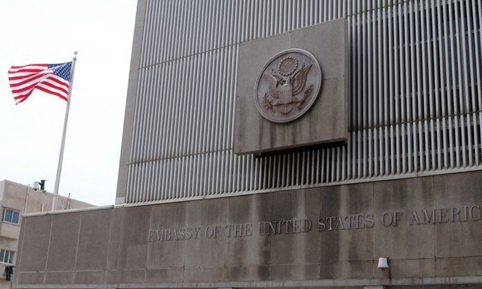 Us Embassy Makes Key References To Student Visas-TeluguStop.com