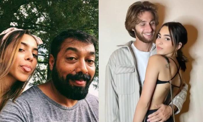 Anurag Kashyap Shares His Views Daughter Alliyah Boyfriend-TeluguStop.com