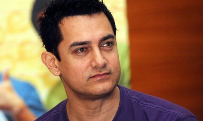 Because Of This Reason Aamir Family Fell On Road-TeluguStop.com