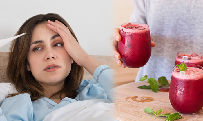 Radish Juice Helps To Get Rid Of Fever Naturally-TeluguStop.com