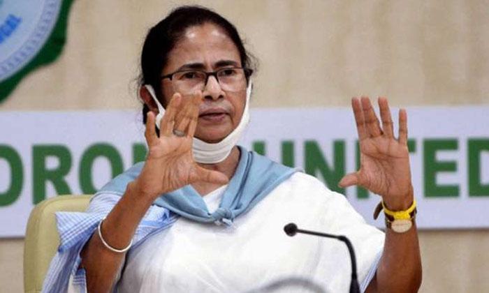 Mamata Makes Serious Comments On Modi-TeluguStop.com