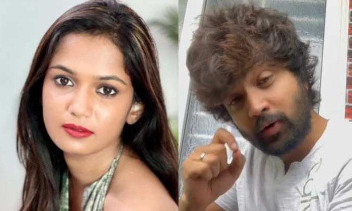 Ariyana Glory Fires On Sohel About Bigg Boss Issue-TeluguStop.com
