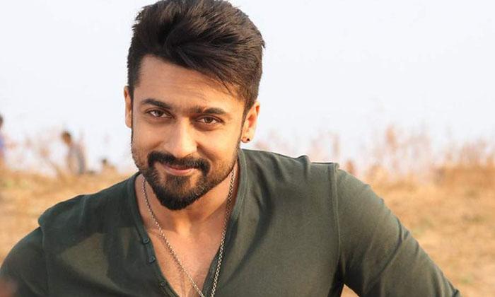 Tamil Star Hero Surya Next Doing Telugu Film With Boyapati Srinu-TeluguStop.com
