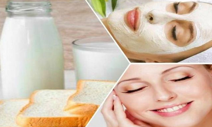 How To Get Soften Skin With Bread-TeluguStop.com
