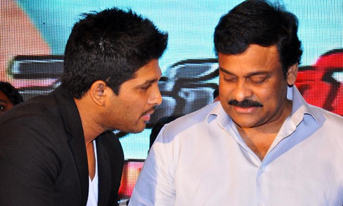 Chiranjeevi In Allu Arjun And Sukumar Movie Pushpa-పుష్ప' లో మెగాస్టార్ గెస్ట్ అప్పియరెన్స్ నిజమేనా-Latest News - Telugu-Telugu Tollywood Photo Image-TeluguStop.com