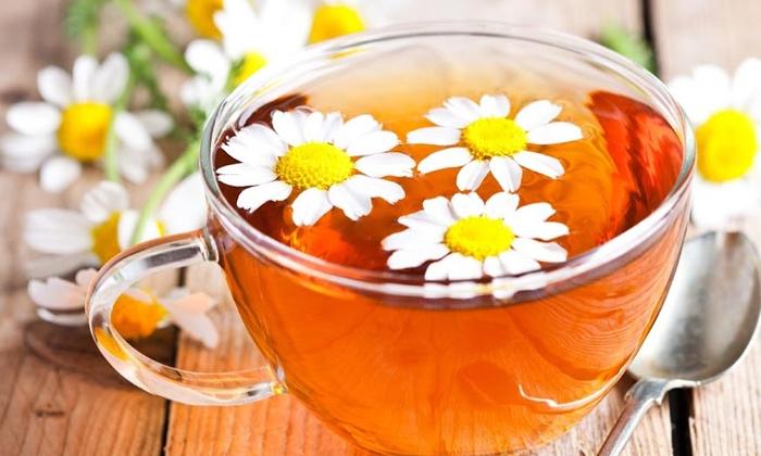 Chrysanthemum Tea Helps To Get Rid Of Menstrual Cramps-TeluguStop.com
