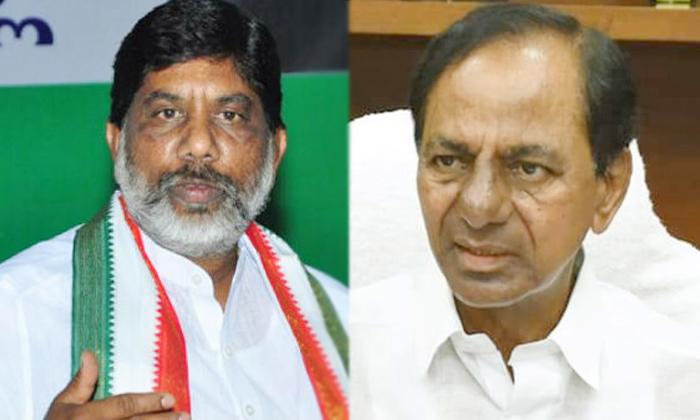 Mallu Bhatti Vikramaka Fires On Telangana Cm Kcr-TeluguStop.com