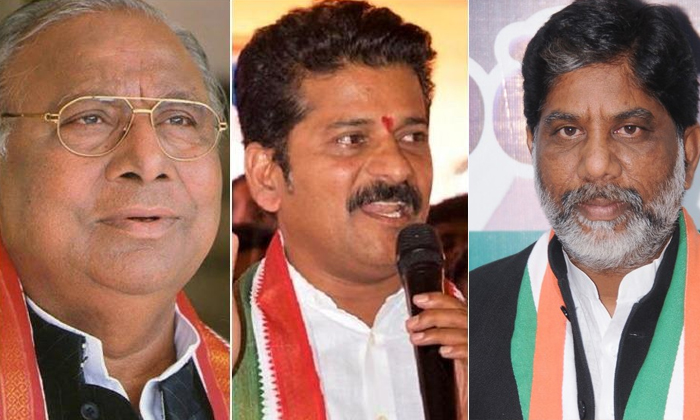 Confusion In Congress Over Appointment Of Pcc President-లేఖలతో కలకలం కాంగ్రెస్ లో ఎప్పుడూ అదే అయోమయం -Political-Telugu Tollywood Photo Image-TeluguStop.com