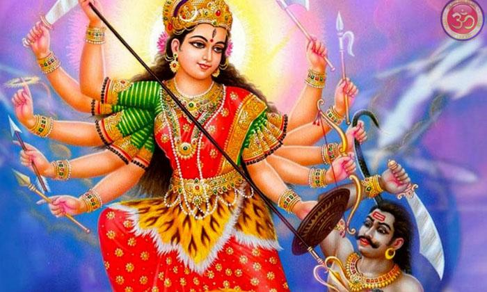 What Is The Secret Behind Mahishudus Death-TeluguStop.com
