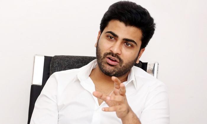 Anil Ravipudi Movie With Sharwanand-TeluguStop.com
