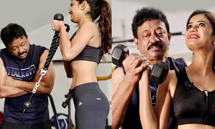 Ram Gopal Varma Tweet About Interview Teaser Release Ariyana Glory-TeluguStop.com