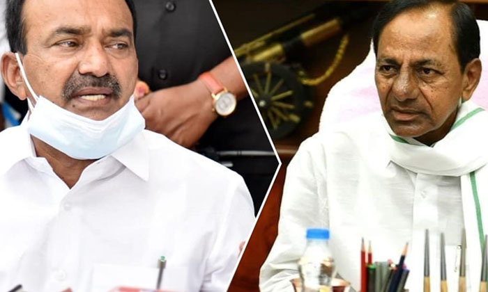 That Is Why Kcr Gave The Health Department To Eeta-TeluguStop.com