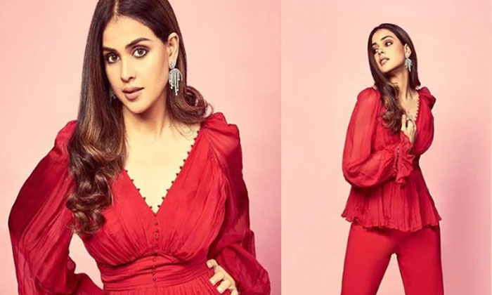 Do You Know The Cost Of This Dress Worn By Genelia-TeluguStop.com