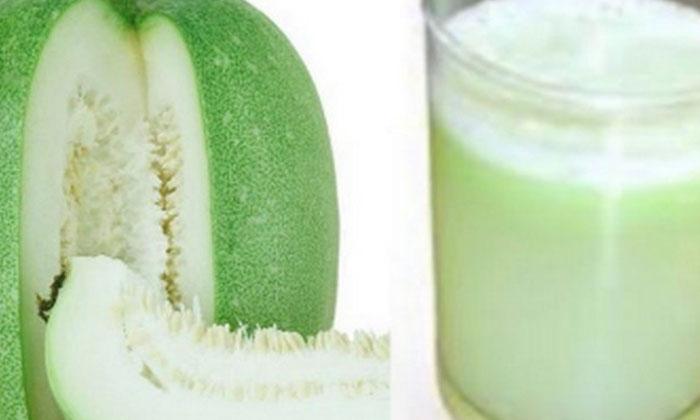 Health Benefits Of Grey Pumpkin Juice-TeluguStop.com