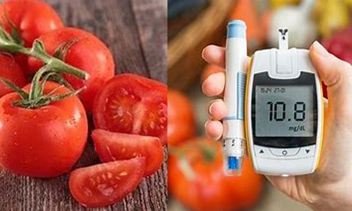Health Benefits Of Raw Tomatoeshealth Tips Good Health-TeluguStop.com