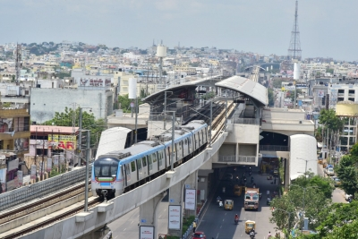 Hyderabad Metro To Run From 7 A.m. To 10 P.m.-TeluguStop.com