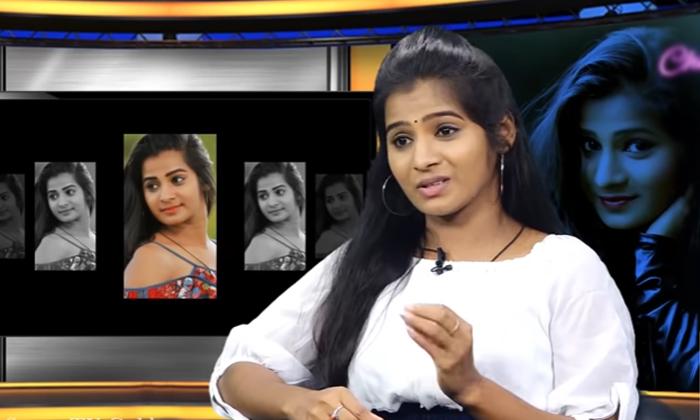 Serial Actress Ramya Comments In An Interview-ఆఫర్స్ కావాలంటే ఆ ఉద్దేశంతో అడుగుతారు.. నటి రమ్య ఎమోషనల్..-Latest News - Telugu-Telugu Tollywood Photo Image-TeluguStop.com