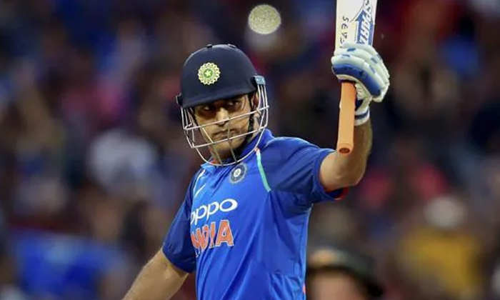 What Are The Facts Behind Dhoni Retirement-TeluguStop.com