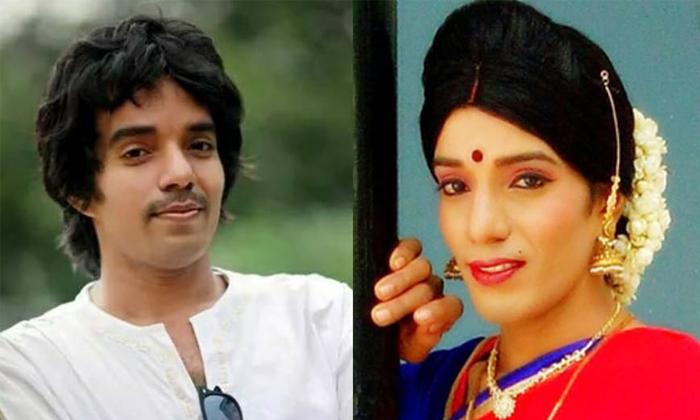 Jabardasth Shanthi Swarup Fire On Karati Kalyan-TeluguStop.com