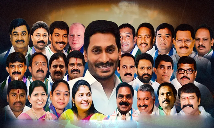 Jagan On The Idea Of A New Cabinet-TeluguStop.com