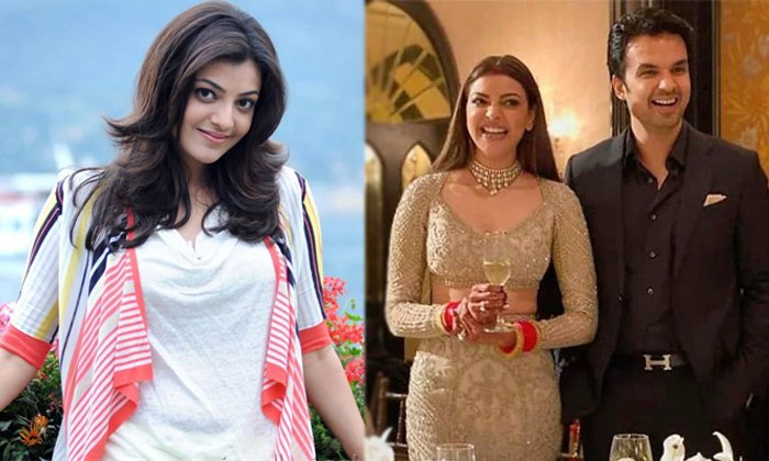 Kajal Who Changed Into Aunty After Marriage-TeluguStop.com
