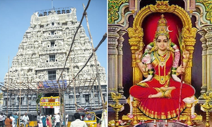Significance And Importance Of Siva Kanchi Kamakshi Temple-TeluguStop.com
