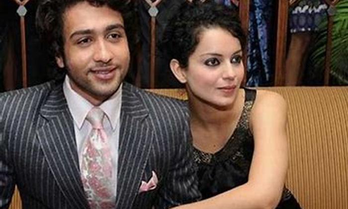 Kangana Ranaut And Adhyayan Suman Break Up Story Details Here-TeluguStop.com