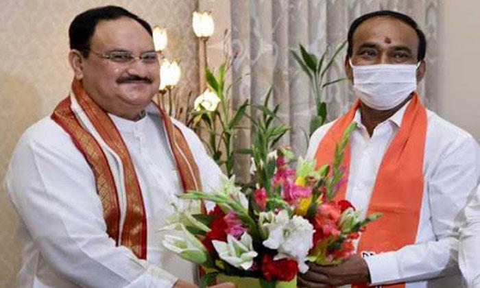 Telangna Bjp Leaders Angry On Etela Rajendar Behaviour-TeluguStop.com