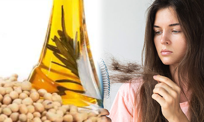 Benefits Of Soybean Oil For Hair-TeluguStop.com