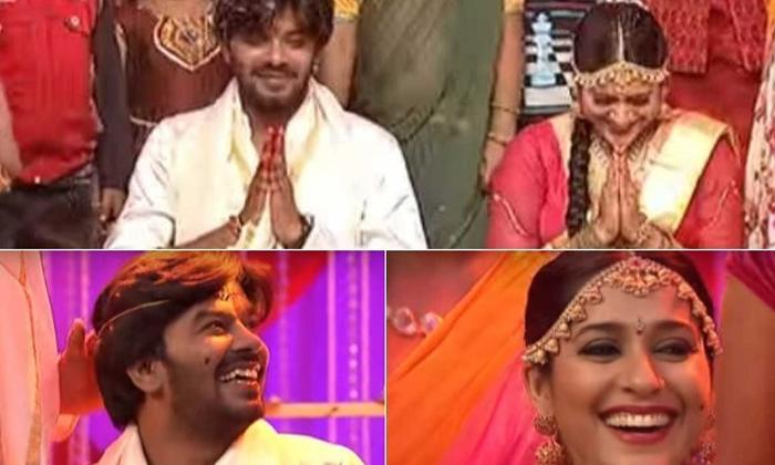 Rashmi Sudheer Marriage Questio Promo Goes Viral In Social Media-TeluguStop.com