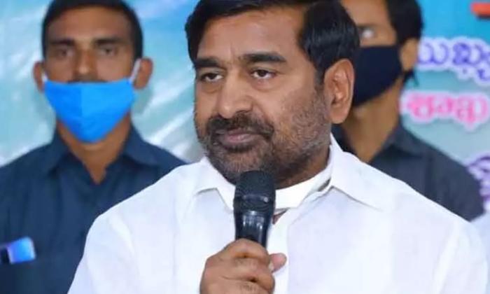 Trs Minister Jagadish Reddy About Congress-TeluguStop.com