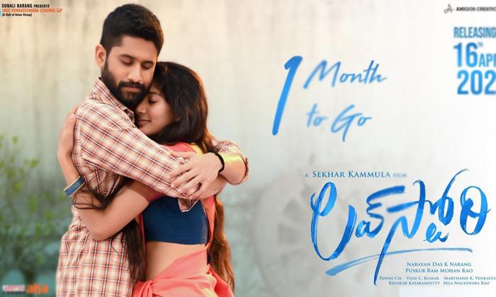 Fifty Percent Approvals Are Release Movie Love Story-రిస్క్ తీసుకుంటున్న నాగచైతన్య.. తక్కువైనా ఓకే-Latest News - Telugu-Telugu Tollywood Photo Image-TeluguStop.com