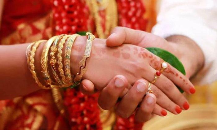 Telangana Girl Andhra Boy Only Marriage-TeluguStop.com