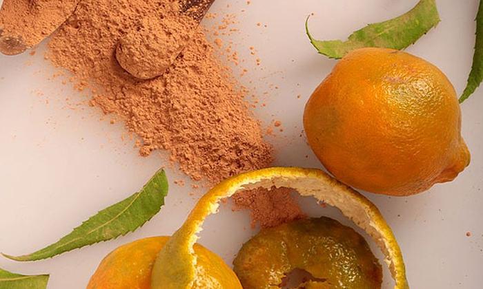 How To Control Oil On Skin Oil On Skin-ఆయిల్ కంట్రోలింగ్కు ఆరెంజ్ పీల్ పౌడర్.. ఎలా వాడాలంటే-Latest News - Telugu-Telugu Tollywood Photo Image-TeluguStop.com