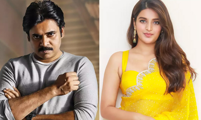Ismart Heroine In The Role Of Cheating On Pawan-TeluguStop.com