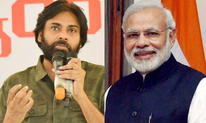 Pawan Put Pressure On The Bjp Not To Give Much Importance To Jagan-TeluguStop.com