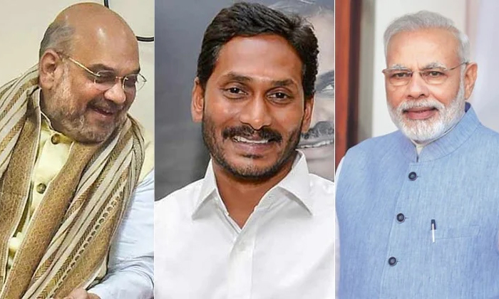 People Comments On Jagan Behaviour About Central Government Issue-TeluguStop.com