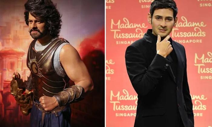 Indian Celebrities Idols In Madame Tussauds-TeluguStop.com