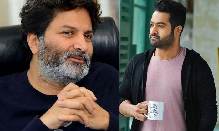 After Prashanth Neel Film Ntr Planing For Trivikram Film-TeluguStop.com
