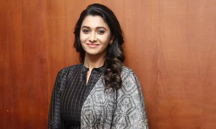 Priya Bhavani Shankar Replied Netizen Who Ask Her Marriage Proposal-TeluguStop.com