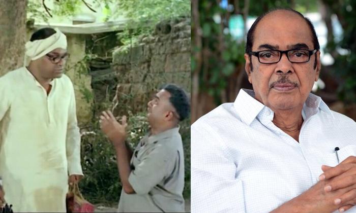 Rama Naidu First Rejects Kota Srinivasa Rao Aha Naa Pellanta Movie-TeluguStop.com