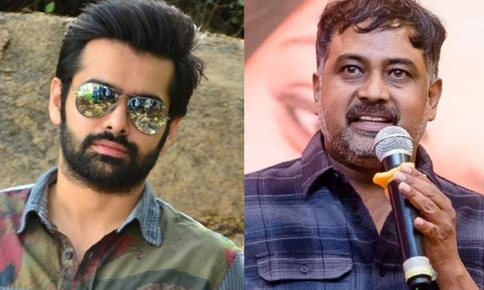 Tollywood Hero Ram Pothineni Satisfied With Linguswamy Scrip-TeluguStop.com