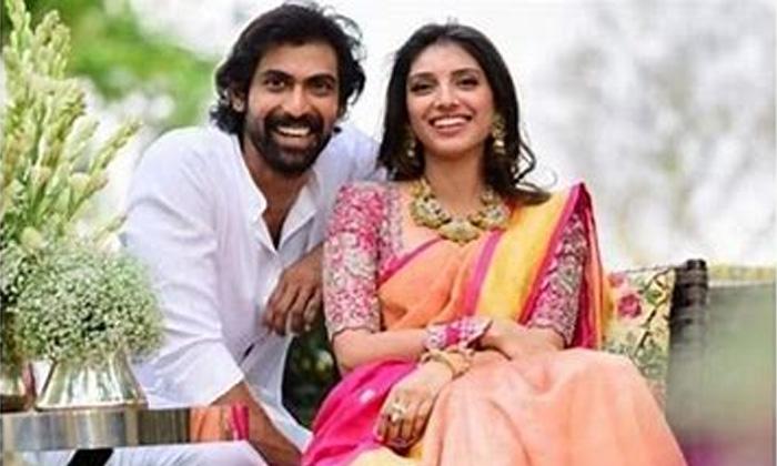 Rana Daggubati Goes Maheeka Bajaj House To Celbrate Birthday-TeluguStop.com