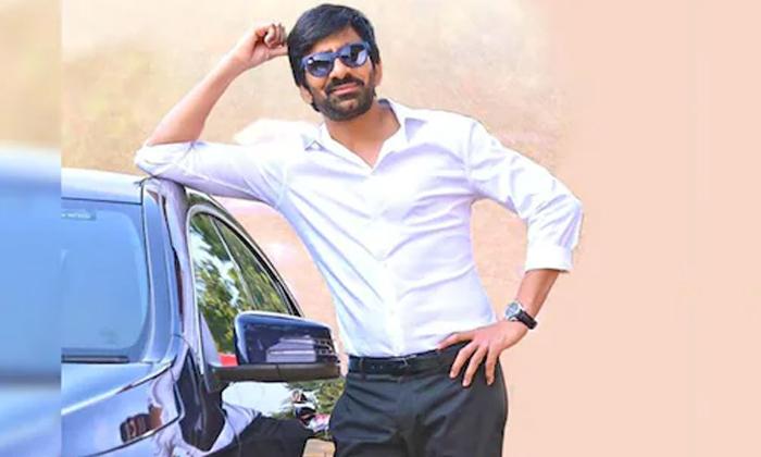 90s Backdrop For Ravi Teja Sarath Mandava New Movie-TeluguStop.com