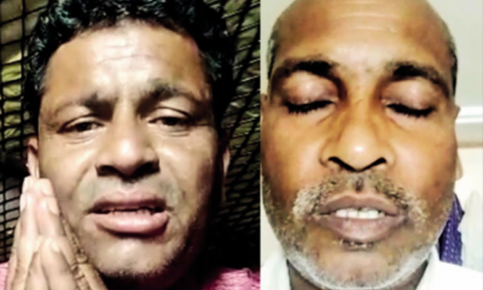2 Rajasthan Workers Allegedly Being Held Captive By Employer In Saudi Arabia-TeluguStop.com