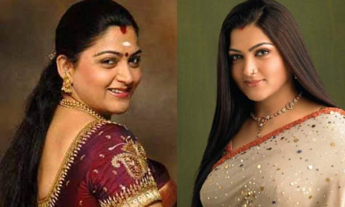Senior Actress Kushboo Facing Casting Couch Incidents In Telugu Film Industry-TeluguStop.com