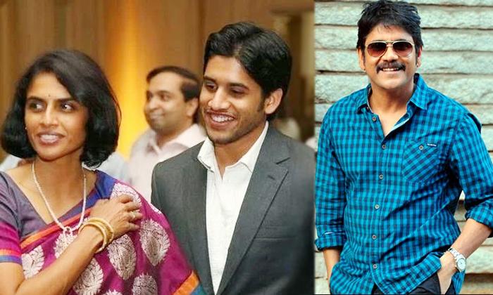 Senior Hero Nagarjuna Amala Cute Love Story Details Here-TeluguStop.com